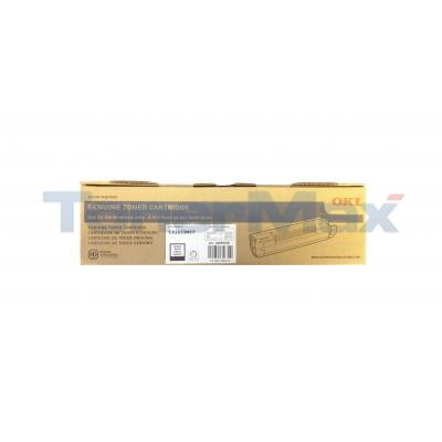 OKIDATA CX2633 MFP TONER CARTRIDGE BLACK